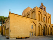 Orthodox Vank church in Isfahan, Iran. Armenian Orthodox Vank church in Isfahan, Iran Stock Photography