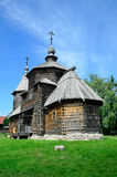 Orthodox wooden church Suzdal Royalty Free Stock Photo