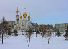 Orthodoxe Christentumkirche Lizenzfreies Stockbild