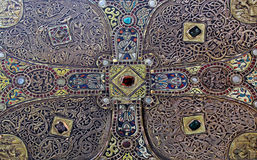 Orthodoxe Dekoration Stockfoto