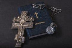Orthodoxe godsdienst Royalty-vrije Stock Foto