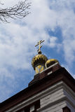 Orthodoxe kapel Stock Afbeeldingen