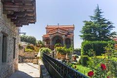 Orthodoxe kapel Royalty-vrije Stock Foto's