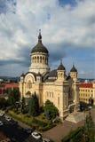 Orthodoxe kathedraal Stock Foto's