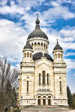 Orthodoxe Kathedraal Royalty-vrije Stock Afbeeldingen
