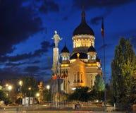 Orthodoxe Kathedraal van cluj-Napoca stock foto's