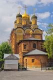 Orthodoxe Kathedrale Stockbilder