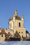 Orthodoxe Kathedrale Stockfoto