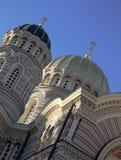 Orthodoxe Kathedrale stockbilder