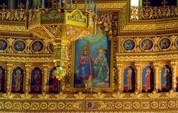 Orthodoxe Kathedrale Lizenzfreie Stockbilder