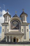 Orthodoxe Kathedrale in Drobeta Turnu-Severin, Stockbilder