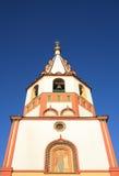 Orthodoxe Kathedrale in Irkutsks Lizenzfreies Stockfoto