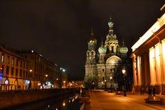 Orthodoxe kerk. Stock Foto's