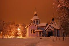 Orthodoxe kerk Stock Foto's