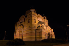 Orthodoxe Kerk Apatin Royalty-vrije Stock Foto's