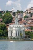 Orthodoxe Kerk in Istanboel Stock Afbeelding