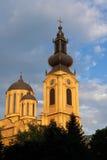 Orthodoxe kerk in Sarajevo - Bosnia - Herzegovina royalty-vrije stock afbeelding