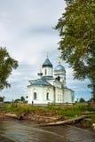 Orthodoxe Kerk ter ere van de Heilige apostelen Peter en Paul CH Royalty-vrije Stock Afbeeldingen