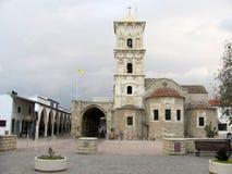Orthodoxe Kerk van Heilige Lazarus in Larnaca Stock Foto's