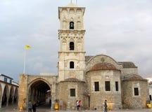 Orthodoxe Kerk van Heilige Lazarus in Larnaca Royalty-vrije Stock Fotografie
