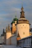 Orthodoxe Kerk van Rostov het Kremlin Stock Foto