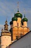 Orthodoxe Kerk van Rostov het Kremlin Stock Fotografie