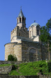 Orthodoxe kerk in Veliko Tarnovo Stock Foto
