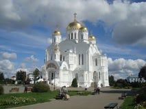 Orthodoxe Kerken Royalty-vrije Stock Fotografie