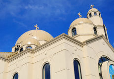 Orthodoxe Kirche Stockfoto