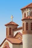 Orthodoxe Kirche Stockbilder