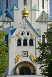 Orthodoxe Kirche Stock Photography