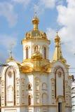 Orthodoxe Kirche von Sankt Nikolaus Lizenzfreie Stockbilder