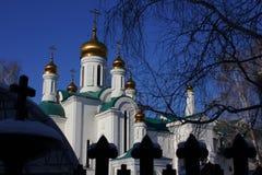 Orthodoxe klassische Turnhalle lizenzfreie stockfotografie
