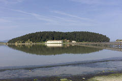 Orthodoxe Monastir Zvernec. стоковые изображения rf