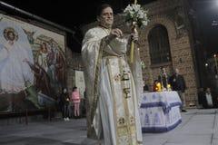 Orthodoxe Pasen Stock Afbeelding