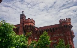 Orthodoxe Schule in Istanbul lizenzfreie stockbilder