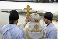 Orthodoxe vakantie. Stock Fotografie