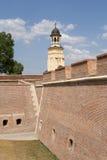 Orthodoxer Wiedervereinigungs-Kathedralen-Turm, Alba Iulia Stockfotografie