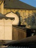 Orthodoxes Kathedralenfragment Lizenzfreie Stockbilder