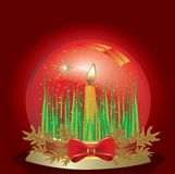 Orthodoxes Weihnachten Lizenzfreie Stockfotos