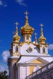 Orthodoxiekirche Stockbilder