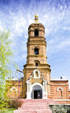 Orthodoxy Сathedral Stock Images