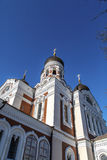 Orthodoxy Cathedral Royalty Free Stock Images