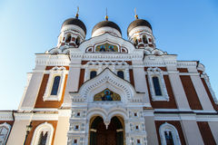 Orthodoxy Cathedral Stock Image