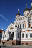 Orthodoxy Cathedral Royalty Free Stock Image