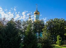 Orthodoxy church Royalty Free Stock Images