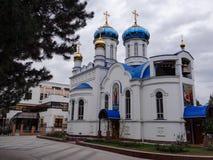 Orthodoxy church in Krasnodar Stock Image