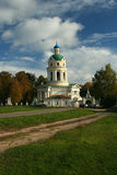 Orthodoxy church in Russia Stock Photos