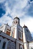 Orthodoxy Kathedraal stock foto's