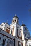 Orthodoxy Kathedraal royalty-vrije stock afbeeldingen